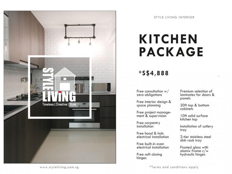 SL_Package——kitchenpackage